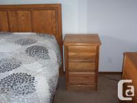 """1 -6 Drawer Dresser 60""""x 18""""x 29"""" with mirror. 2-3"""
