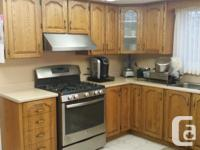Solid Oak kitchen cabinetry for sale. Uppers, lowers