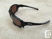 Lightly used. Like new. Excellent condition. Polarized.