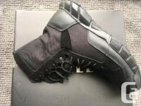 These military / police patrol boots are designed and for sale  British Columbia