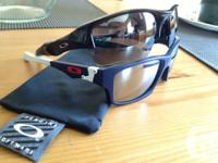 Hello, I have 2 pairs of Oakley sunglasses. Both are