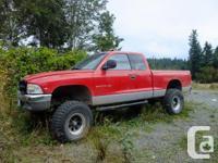 "REDUCED TO SELL Dodge Dakota SLT V8 - 5.5"" Tuff Country"