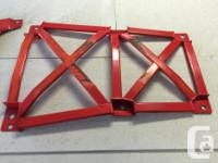 You are looking at an Autoexe Chassis Brace Set for the