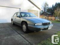 Make Buick Model Regal Year 1996 Colour Light blue kms