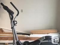 You are looking at a used Elliptical, Cardio Cross