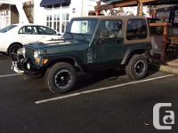 ***JUST THE HARDTOP, NOT THE ENTIRE JEEP*** Selling The