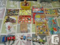 An awesome deal! Melissa and Doug toys are quality and
