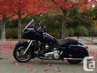 Make Harley Davidson Model Road Glide Year 2013 kms