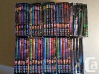 This Stargate collection includes all of Stargate SG-1