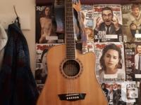 I bought this guitar two years ago, I was going to use