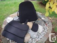 Obus Forme back support vehicle seat cushion; can be