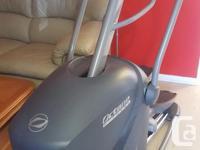 Octane Fitness Q35c elliptical in excellent condition.