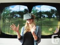 Ever wanted to play your pc games in a virtual reality