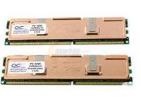 OCZ Enhanced Latency 1GB (2 x 512MB) 184-Pin DDR SDRAM