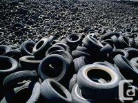 """Odds and Sods Tire BLOWOUT SALE 1- 195/60R15"""" Dunlop 99"""