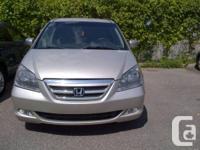 Honda Odyssey Minivan 2005, Automatic Guest Door