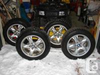 BMW OEM Premium Wheels - not aftermarket. Establish of