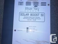 I have traded an Off the Grid Solar System / RV Solar