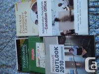 Four books for the executive office administration