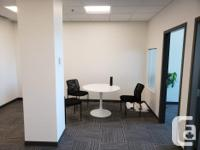 Sq Ft 784 Prime location office space for lease. 310