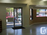 Sq Ft 800 Ideal Qualicum retail or office space