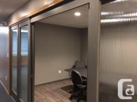 Looking for a company interested in sharing office
