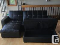 We are selling a very high quality leather couch