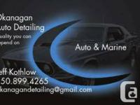 Okanagan Auto Detailing ** NOW ON FACEBOOK **  Serving