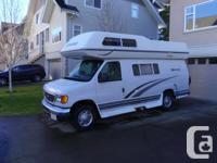 2006 Okanagan VC3 camper van ,92700 klm's ,very clean