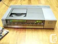 i'm looking for an old, ugly, single-disc CD player in