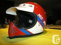 Looking for old Motorcycle helmets to restore.