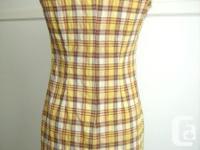 Old Navy - Sleeveless Mini Dress - 72% rayon, 28%