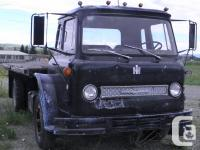 wanted van - or - cab forward light truck - with
