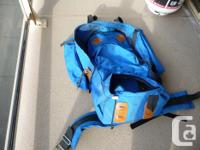 Older good quality backpack. Good condition. Padded