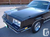 Make Oldsmobile Model Cutlass Supreme Year 1984 Colour