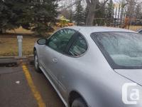 Make Oldsmobile Model Alero Colour Silver Trans
