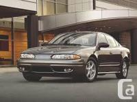 Make. Oldsmobile. Design. Alero. Year. 2003. Colour.