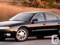 Oldsmobile Aurora  2001  4.0L  never winter driven,