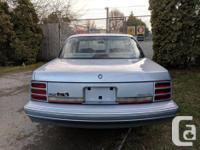 Make Oldsmobile Model Ciera Year 1995 Colour Light