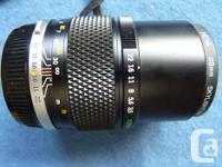 The lens is in excellent cosmetic and working condition