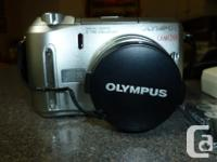 Olympus Digital Camedia C-750 Ultra Zoom with Charger,