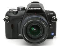 or sale is my Olympus DSLR Evolt 410.  Comes with 2
