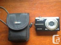 Olympus FE-370 digital camera for sale in mint