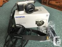 Used, Olympus Pen EP-1 Digital camera. Perfect condition and for sale  British Columbia
