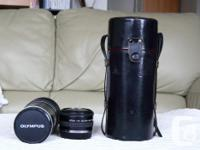 This film camera lens is in excellent condition. The