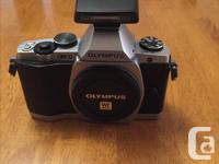 I am selling my Olympus Micro Four-Thirds system. This
