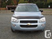 Make Chevrolet Model Uplander Year 2007 Colour Light