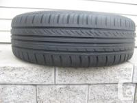 ONE (1) IRONMAN IMOVE TIRE SIZE /175/65/14/ ALL SEASON,