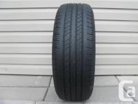 ONE (1) MICHELIN PRIMACY MXV4 TIRE SIZE /205/65/15/ ALL
