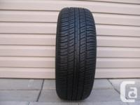 ONE (1) MOTORMASTER TOURING AW/H TIRE SIZE /205/60/15/